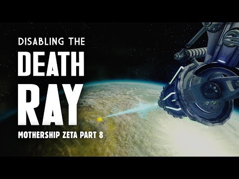 Mothership Zeta Part 8: Disabling the Death Ray - Fallout 3 Lore