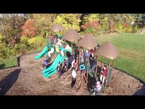 Eagle Creek Academy Drone Highlight Video October 2015