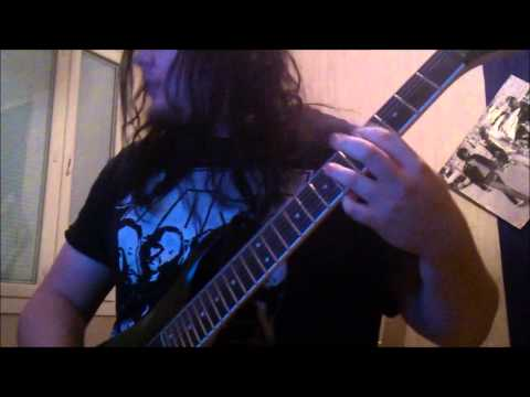 Strapping young lad - Aftermath Guitar cover by Nikke Kuki mp3