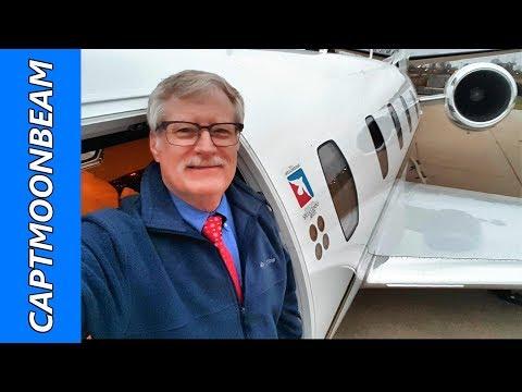 Ready to Go Home, Citation Landing Orlando and Naples Florida, Pilot Vlog 154