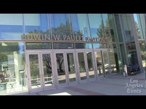 The new Pauley Pavilion