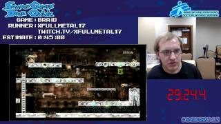 Braid [PC] Speed Run in 0:44:48 by xfullmetal17 *Live at SGDQ 2013*