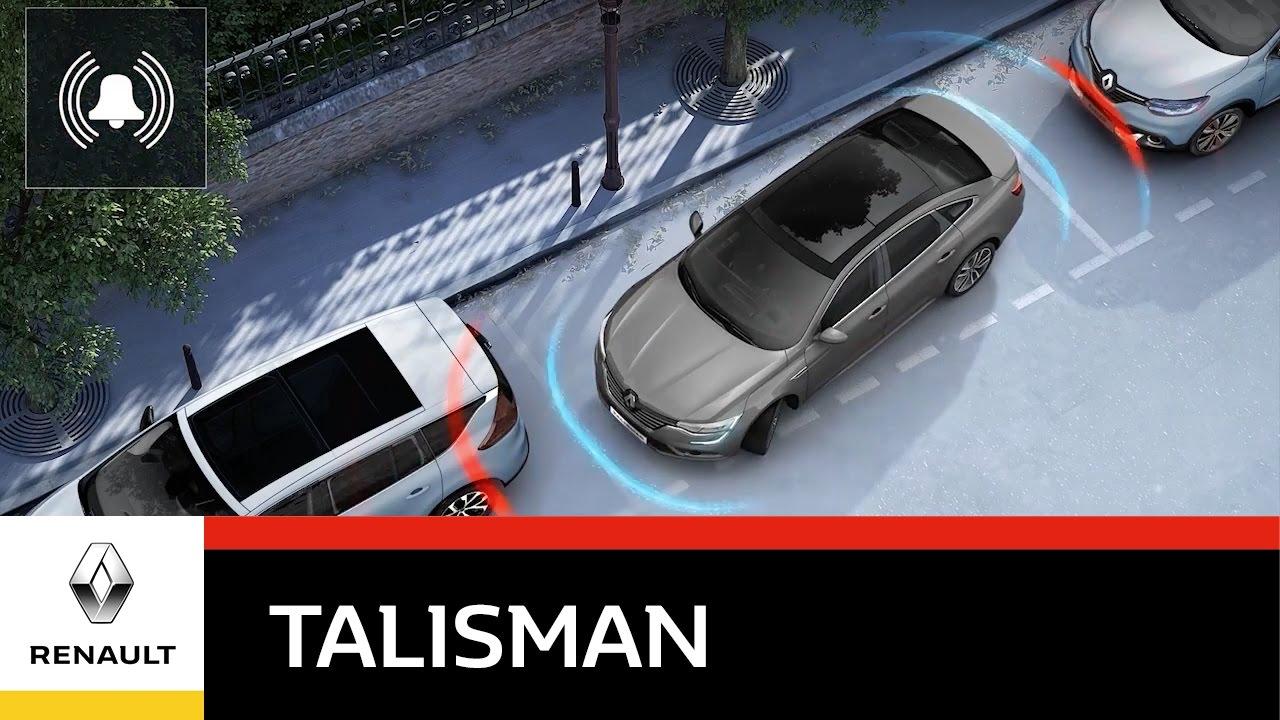 Novi RENAULT TALISMAN - Prednji/Stražnji parkirni senzori