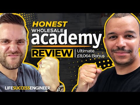 Honest Wholesale Academy Review - Is WatchMeAmazon The REAL