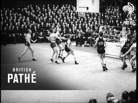 Army V Navy Basketball (1939)