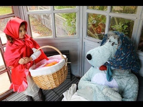 LITTLE RED RIDING HOOD - Children's Story!
