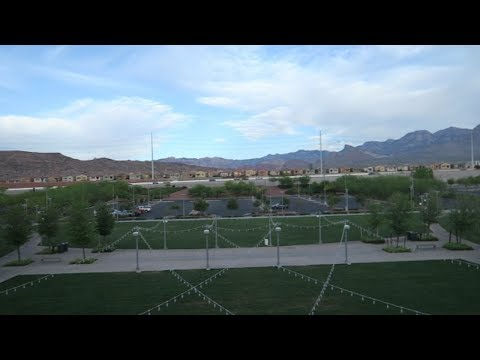 Walking Downtown Summerlin Las Vegas Vlog 2018