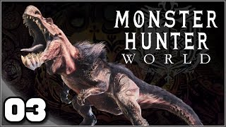 Monster Hunter World - Ep. 3: Pukei and Barroth