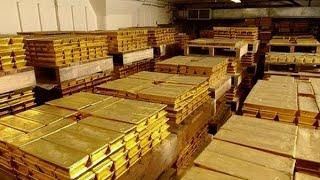 من اكبر مناجم الذهب فى العالم