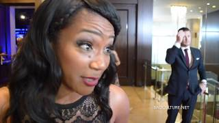 Tiffany Haddish Speaks JAPANESE TOO?! + Giving Back Through CASA LA
