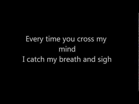 Ronan Keating - The Best of Me (lyrics)