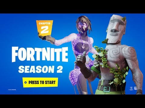 Fortnite: Chapter 2 - Season 2 | Official Reveal