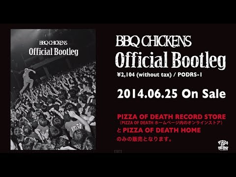 Official Bootleg | PIZZA OF DEATH RECORDS