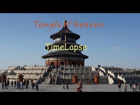 Temple of Heaven TimeLapse (天坛)