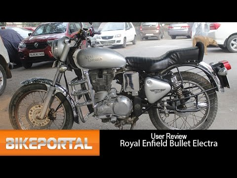 Royal Enfield Bullet Electra User Review - Good Thump