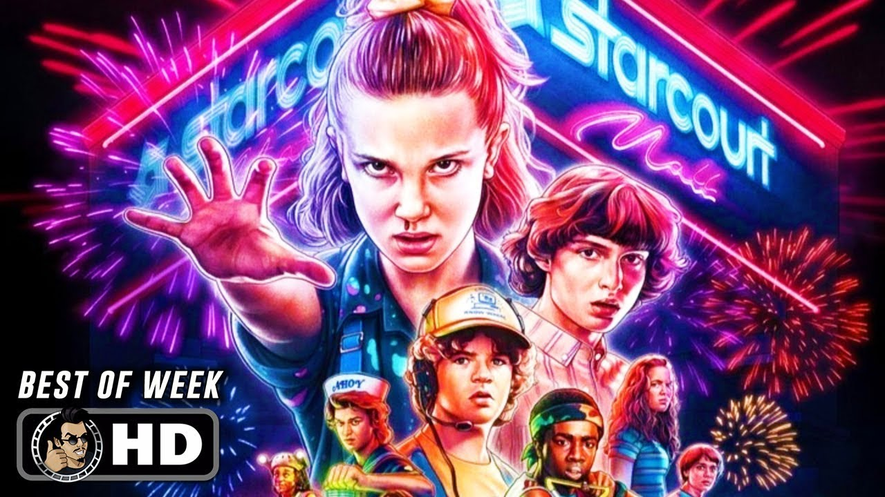 NEW TV SHOW TRAILERS of the WEEK #25 (2019)