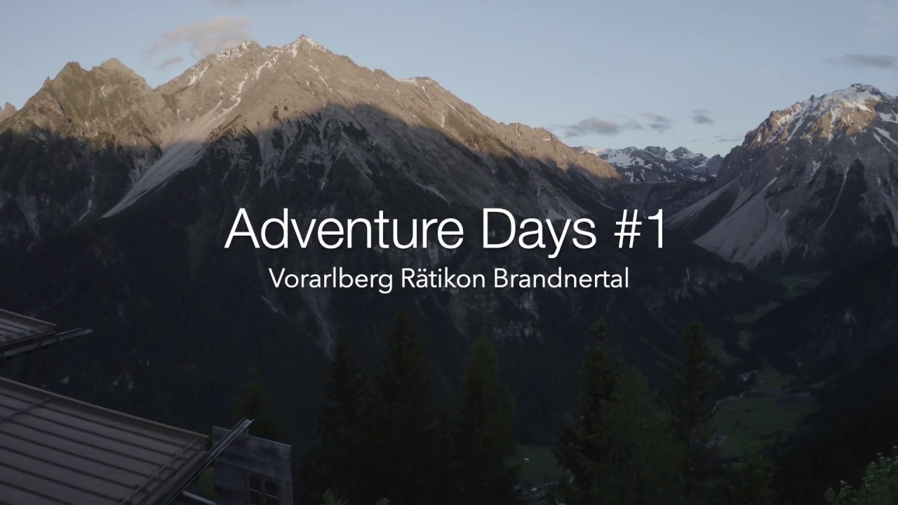 Adventure Days #1 - Brand