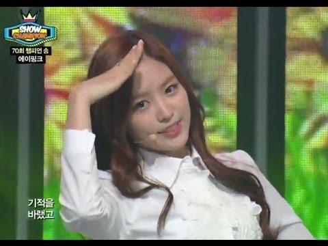 Apink - NoNoNo, 에이핑크 - 노노노,  Show Champion 20140319