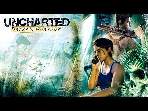 FILM Complet en Français (2015) - Uncharted: Drake's Fortune Remastered (jeu vidéo)