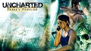 UNCHARTED : DRAKE'S FORTUNE - FILM Complet En Français (2007)