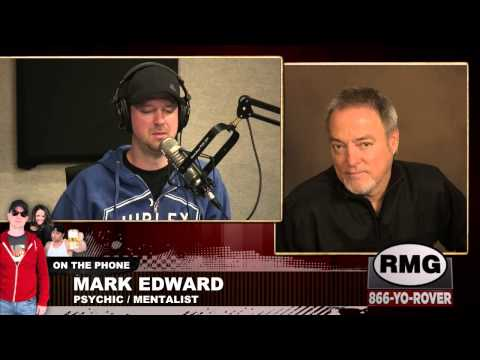 Mentalist Mark Edward Says All Psychics Are Frauds