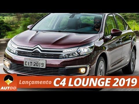 Autoo analisa o Citroën C4 Lounge Shine 2019