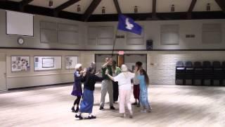 AZ Messianic Dancers Practice - BO RUACH ELOHIM -  Daniel Kopp & Sarah Liberman