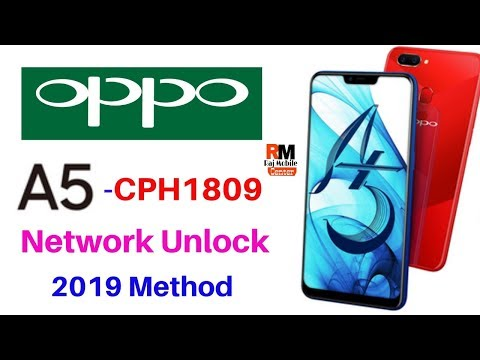 OPPO A7 FREE COUNTRY UNLOCK