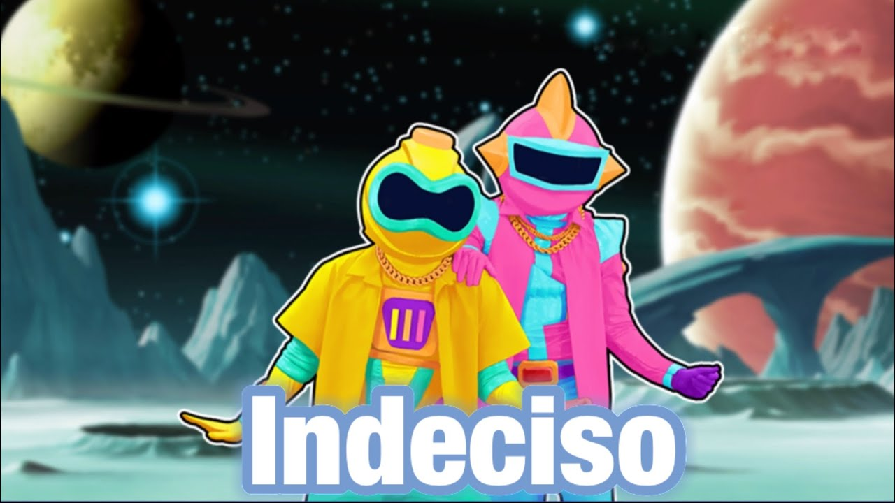 """Just Dance 2021: Indeciso By Reik! Season 1 """"Street party ..."""