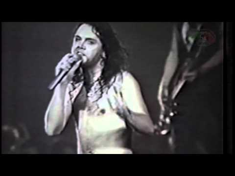 METALLICA - Lars [Vocalist] James  [Drums] Kirk  [Bass] Jason [Guitar] - AM' I EVIL - 1992 Inglewood