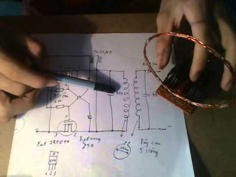 Hướng dẫn làm mạch truyền điện không dây đơn giản - anta