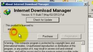 Internet Download Manager v6.11 Build 7 Full Version Retail [UPDATABLE]