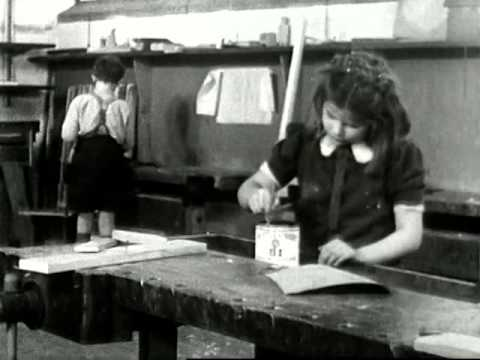 1939-School A Film About Progressive Education-Funded by the