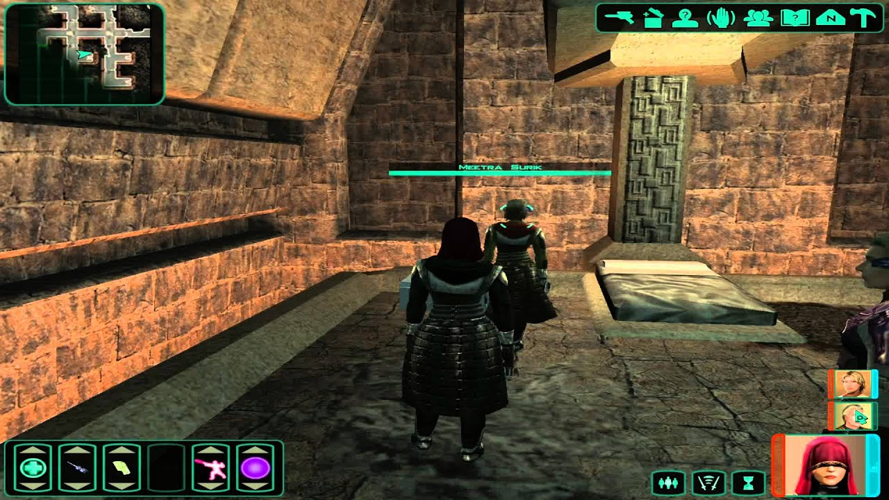 Kotor 2 Sith Academy Holocron Let's Play KOTOR...