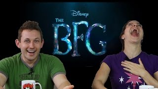 The BFG Movie Review - Vash and Justin