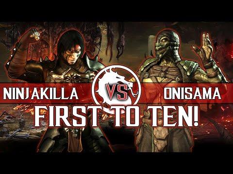 Mortal Kombat X: Ninjakilla_212 vs Oni-sama12 FT10 (HYPE OVER 9000!) thumbnail