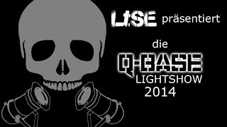 open air lightshow 2014 q base style by ltse
