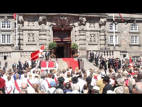 Nordic Media Trend Production /Constitution Day in Denmark