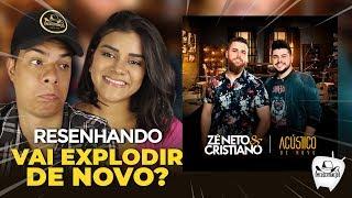 Baixar ZÉ NETO E CRISTIANO - EP ACÚSTICO DE NOVO 2019 (RESENHANDO)