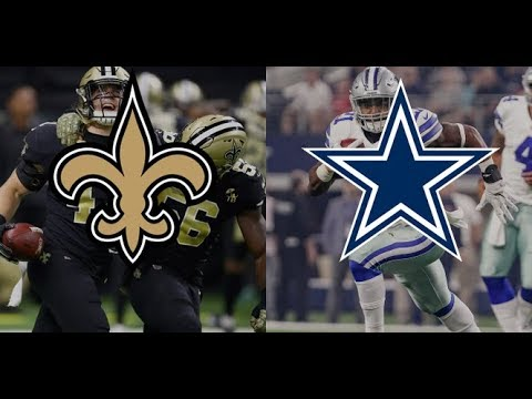 Saints Vs Cowboys Live Reaction And Hanging Out!!