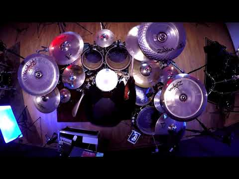#17 Slipknot - Disasterpiece - Drum Cover