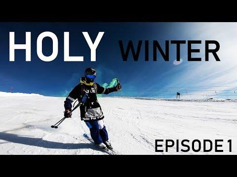 HOLYWINTER - Les Deux Alpes 2k19 - 4K