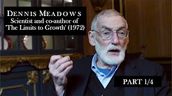 Dennis Meadows Interview p1/4 (The Limits to Growth, Climate Change, Population Growth)
