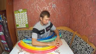 как сделать радугу из шариков