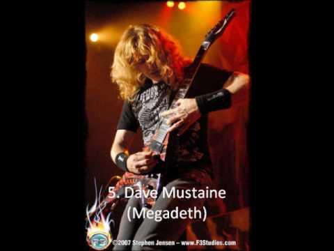 top 10 hard rock heavy metal guitarists youtube. Black Bedroom Furniture Sets. Home Design Ideas