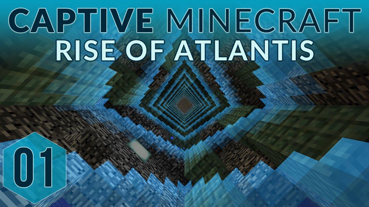 Captive Minecraft 3 Rise Of Atlantis
