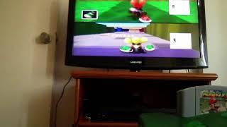 Mario Kart 64 con josé parte 2 #8
