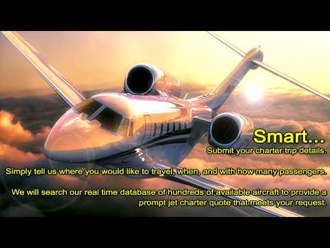 Bombardier Challenger 605 video from JetOptions Private Jets