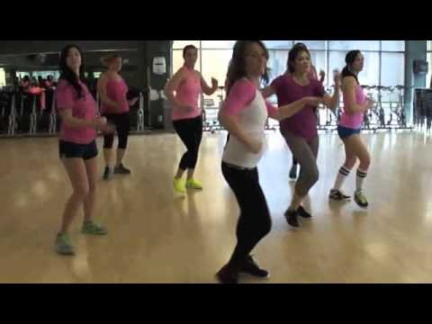 """Corazon Sin Cara"" by Prince Royce - Choreo by Nicole Ellis for Dance Fitness/Zumba"