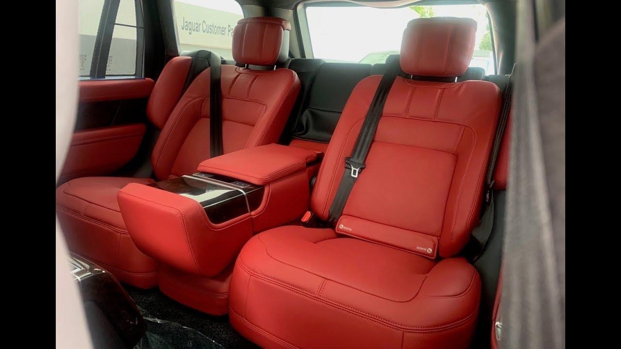 2019 Range Rover Autobiography Lwb Santorini Black Pimento Interior Price 550 000 In Viet Nam